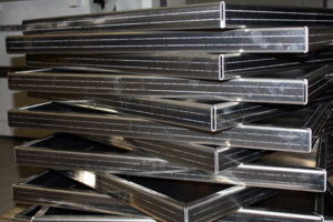 Pliage métallique